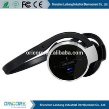 Oricore K800 Super Light Stereo Bluetooth Headset/ FM Radio Wireless Headphone