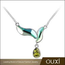 OUXI Summer fashionalbe greek accessory jewelry &ouxi jewelry made with Swarovski elements 10671