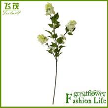 FM01T102 High Quality Artificial Flower Single 3 Heads Syringa Clove for home decoration