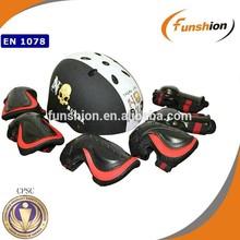 abs helmet skate helmet safety helmet with adults protective pads