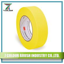 Automotive Refinish Yellow 3M Masking Tape, 36 mm