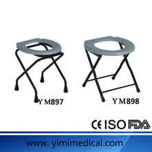 Cheapest best selling stainless steel chair frame commode