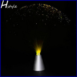 Fibre cone Lamp with Mult color, IDEAL FOR CHRISTMAS, PARTYS, WEDDINGS, ETC SNL005