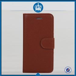 LZB cheap mobile phone leather case for BlackBerry Z3