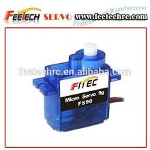 Model Airplane Remote Control S0009 Servo Rc Toy Feetech FS90
