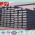 Laminado en caliente de acero del ángulo/leve ángulo de acero/de acero al carbono de hierro ángulo