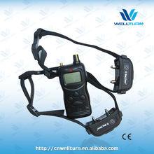 Remote Dog Training Beeper Collar for Dog Bark Control WT759B Pet Accessories Wholesaler