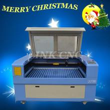 LINK brand lxj1390 100w reci laser cutter /1390 laser engraving stone paper machinery