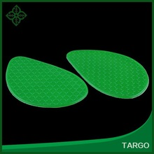Footcare silicone gel anti-slip insole forefoot pad shoe pad