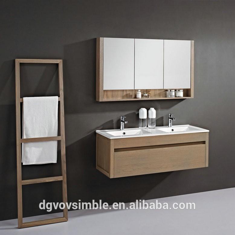 Fran ais meuble lavabo de style ensemble antique brun - Lavabo classique salle bain ...