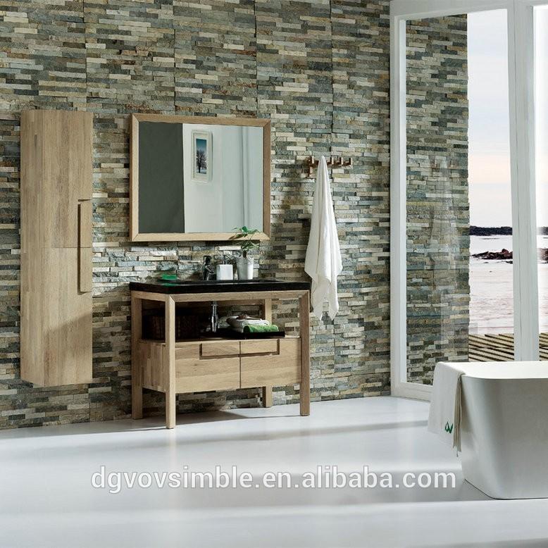 Fran ais meuble lavabo de style ensemble antique brun for Meuble salle de bain classique