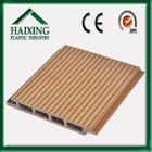 plastic wood plank flooring framed,anti-sratch, SGS, CE,30s