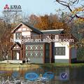 alta qualità e prefabbricate a basso costo luce struttura in acciaio calibro villa