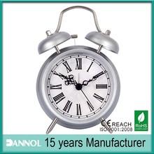 4inch retro desk and table clocks timepiece