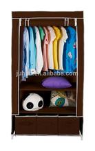 New Folding Portable Clothes Wardrobe Closet Storage Cabinet Rack Hot Furniture