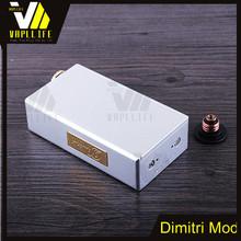 Big discount!!Vapllife 2015Newest Christmas Gift Ecig Dimitri Box Mod Wholesale Big Watt Dimitri Mod