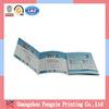 6 Years Verified Manufacturer Guangzhou Fengxiu Leaflets Sample