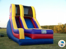 New style inflatable sliding/inflatable slides for kids