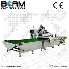 BCMS1325 Woodworking CNC Router Machine for Panel Door