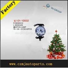 rear fog lamp for daewoo matiz-III 05 OEM R 96590410 L 96590409