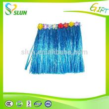 2015 China wholesale long hawaiian grass skirt