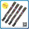 Tema d'amore e Cina regionale caratteristica ultimo tessuto regalo braccialetto di plastica tallone