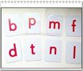 las palabras en inglés con las letras magnética carta árabe alfabeto imanesdelrefrigerador