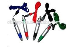 advertising promotion plastic neck pen