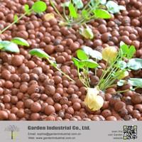 Aquaponics clay pellets organic fertilizer