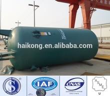 15m3 8 bar//10bar/13bar/16bar Vertical Air Receiver Tank