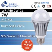 LVD 4000K Bridgelux LED Ceiling Bulb