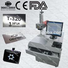 10w desktop fiber laser marker tools for artwork marking