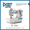 Dt007j-01 alta- velocidade interlock máquina de costura industrial pontocruz máquinas
