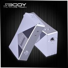 S-body 50W mod big battery vaporizer wholesale vaporizer pen vaporizer 18650 mod