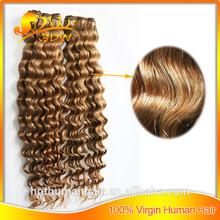 Beautiful Looking 100% Raw Human One Donor Mongolian Braid Hair