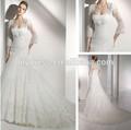 decote sweetheart andar de comprimento personalizado feito formal de casamento nupcial vestido de la novia bw134 casamento vestido de renda com bolero