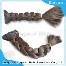 New style Thick pony tail high quality X braiding for african woman