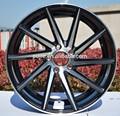 réplica da roda da liga para o carro toyota aro 16 polegadas roda
