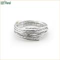 Flores de alambre- de color de diamante alambre de aluminio