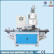 Automatic tin can seamer machine