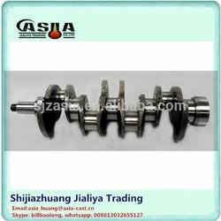 crankshaft 5123101891 for ISUZU 4BD1/4BD2 5-12310189-1