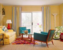home control system window window crochet curtain