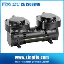 Singflo 12 volt dc mini elektrische vakuumpumpe/Wasser vakuumpumpe