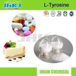 Food Grade L-Tyrosine amino acid cas 60-18-4