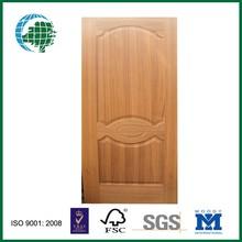 molded HDF/MDF DOOR SKIN BY TEAK /OKOUME/BINTONGOR ETC