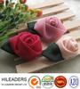 Handmade Graduation/Wedding Polyester make Satin Ribbon Flowers