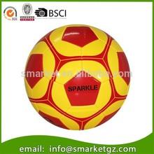 Promotional hot sale design PVC kids football/soccer ball toys football