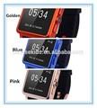 Android 4.0 orologio vapirius telefono ax2/6572 mtk telefono orologio smart/3G orologio da polso cellulare