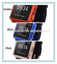 android 4.0 watch phone vapirius ax2 /mtk 6572 smart watch phone / 3G wrist watch mobile phone