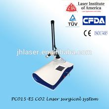 Portable JH laser PC015-ES acne scar removal laser